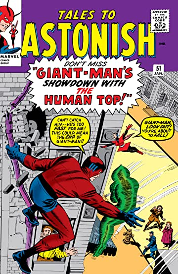 Tales to Astonish (1959-1968) #51