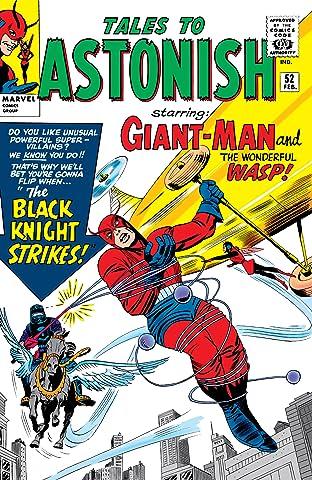 Tales to Astonish (1959-1968) #52