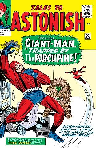 Tales to Astonish (1959-1968) #53