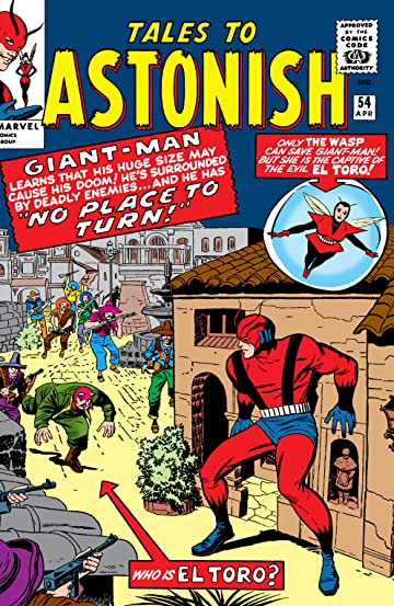 Tales to Astonish (1959-1968) #54
