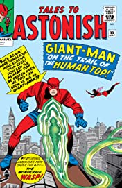 Tales to Astonish (1959-1968) #55