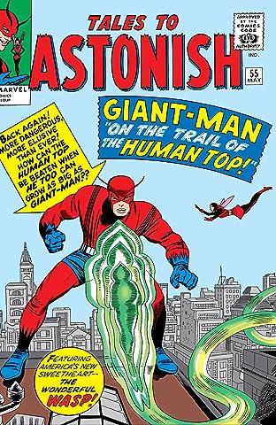 Tales to Astonish (1959-1968) #55