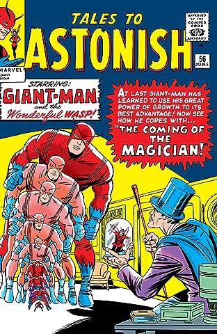 Tales to Astonish (1959-1968) #56