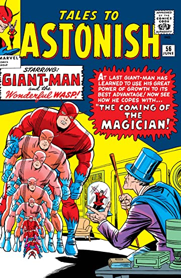Tales to Astonish (1959-1968) #56