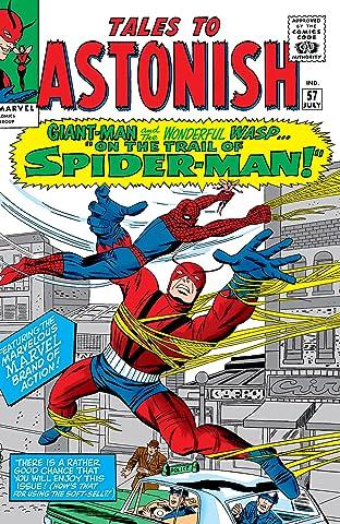 Tales to Astonish (1959-1968) #57