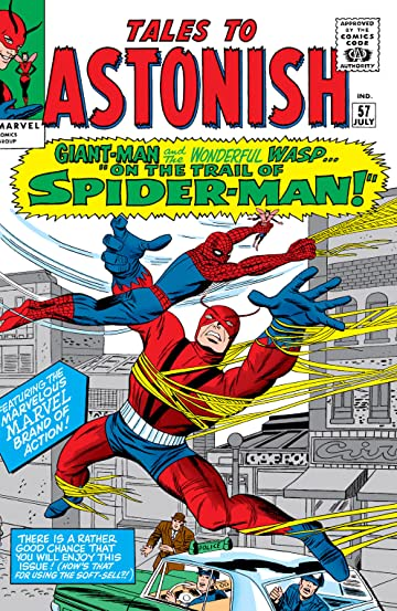 Tales to Astonish (1959-1968) #57