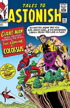 Tales to Astonish (1959-1968) #58