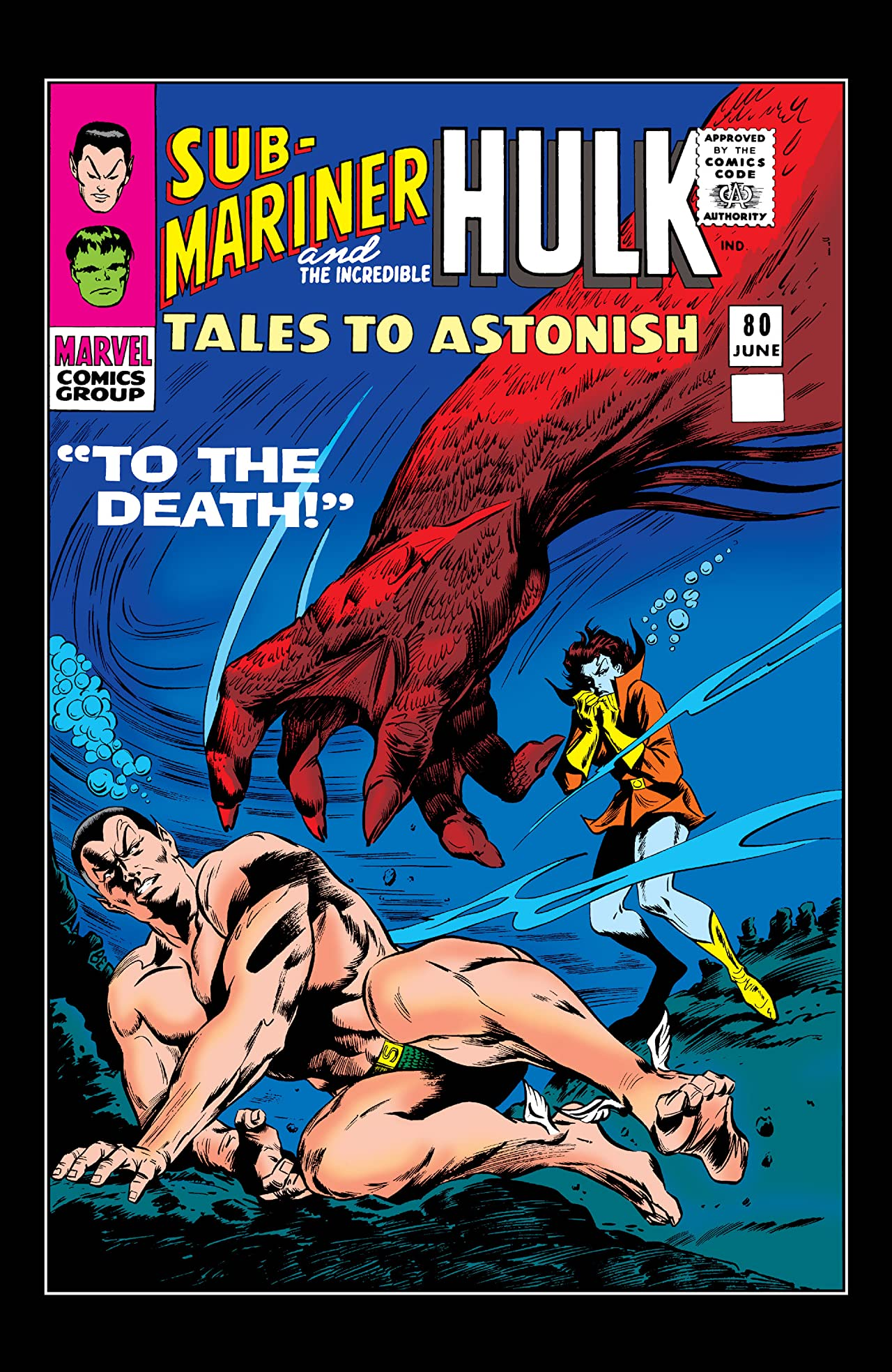 Tales to Astonish (1959-1968) #80