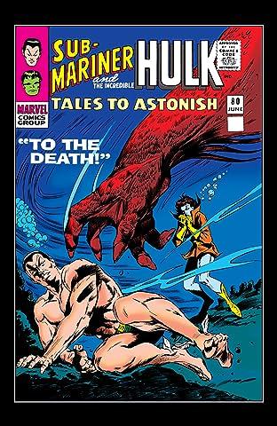 Tales to Astonish (1959-1968) #80