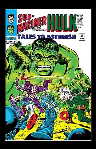 Tales to Astonish (1959-1968) #81