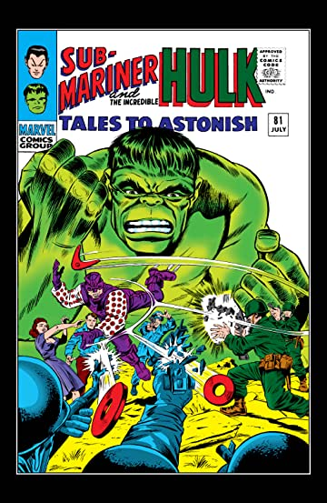 Tales to Astonish (1959-1968) #81