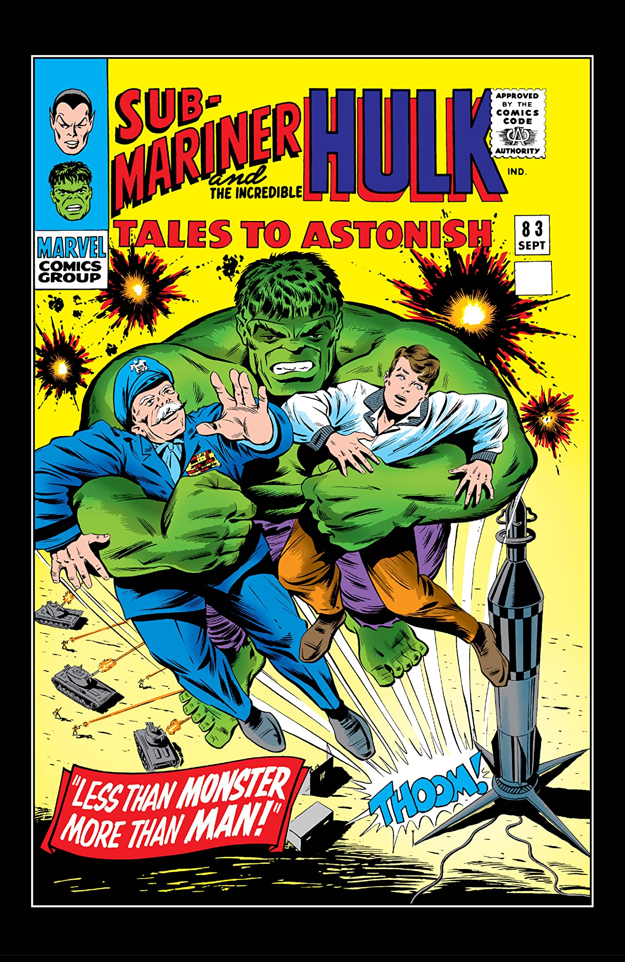 Tales to Astonish (1959-1968) #83