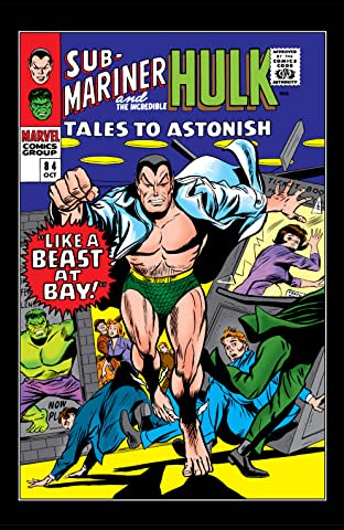 Tales to Astonish (1959-1968) #84