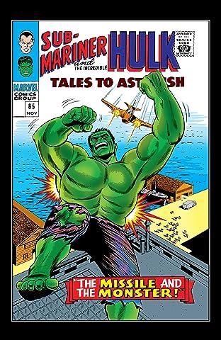 Tales to Astonish (1959-1968) #85