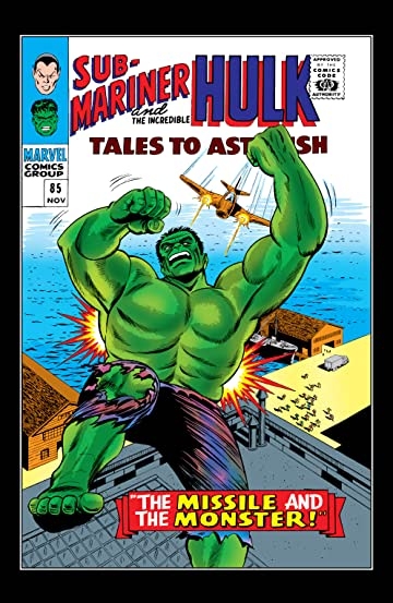 Tales to Astonish (1959-1968) #85