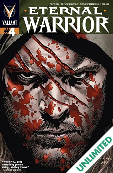 Eternal Warrior (2013- ) #4: Digital Exclusives Edition