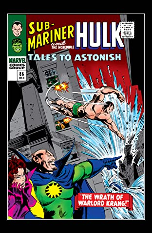 Tales to Astonish (1959-1968) No.86