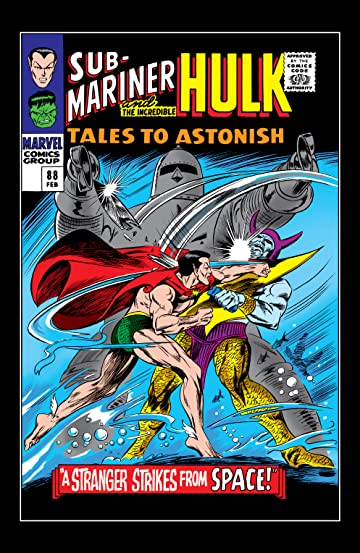 Tales to Astonish (1959-1968) #88