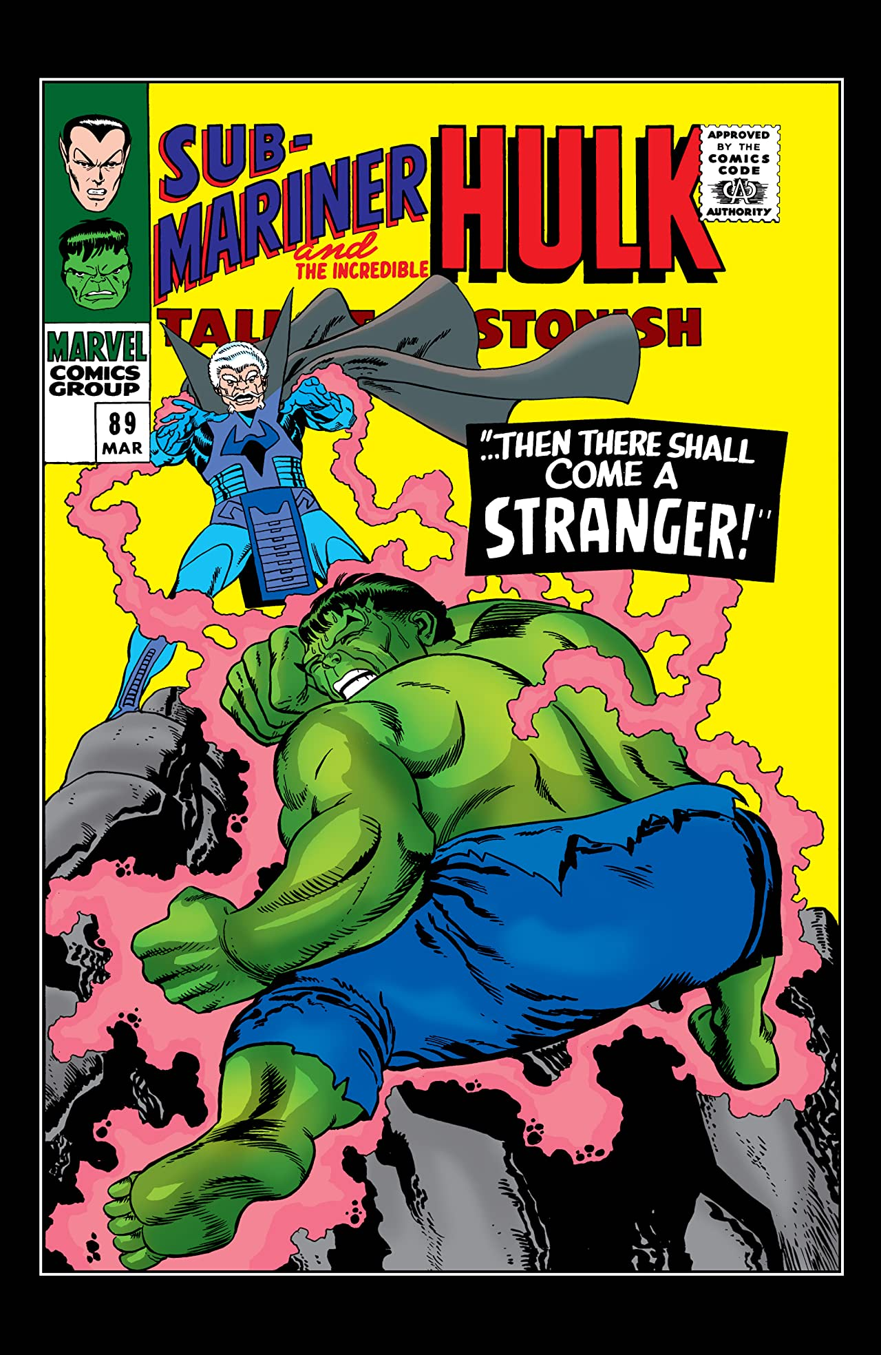 Tales to Astonish (1959-1968) #89