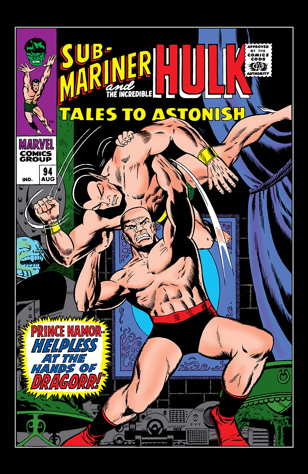 Tales to Astonish (1959-1968) #94