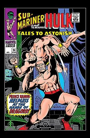 Tales to Astonish (1959-1968) #94