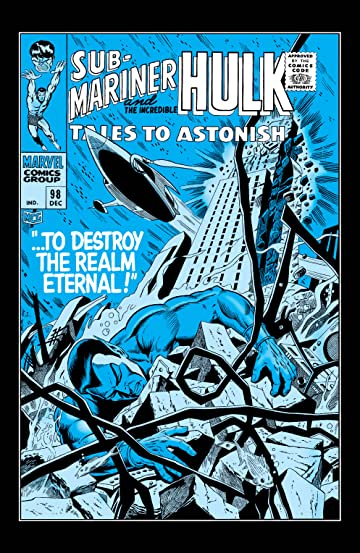 Tales to Astonish (1959-1968) #98
