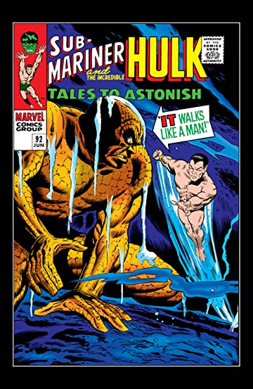 Tales to Astonish (1959-1968) #92