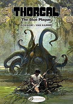 Thorgal Vol. 17: The Blue Plague