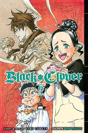 Black Clover Tome 9
