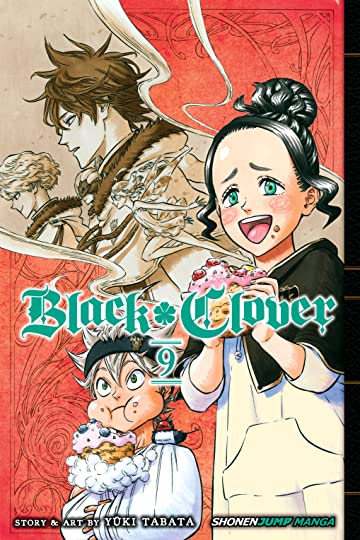 Black Clover Vol. 9