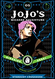 JoJo's Bizarre Adventure: Part 3--Stardust Crusaders Vol. 5
