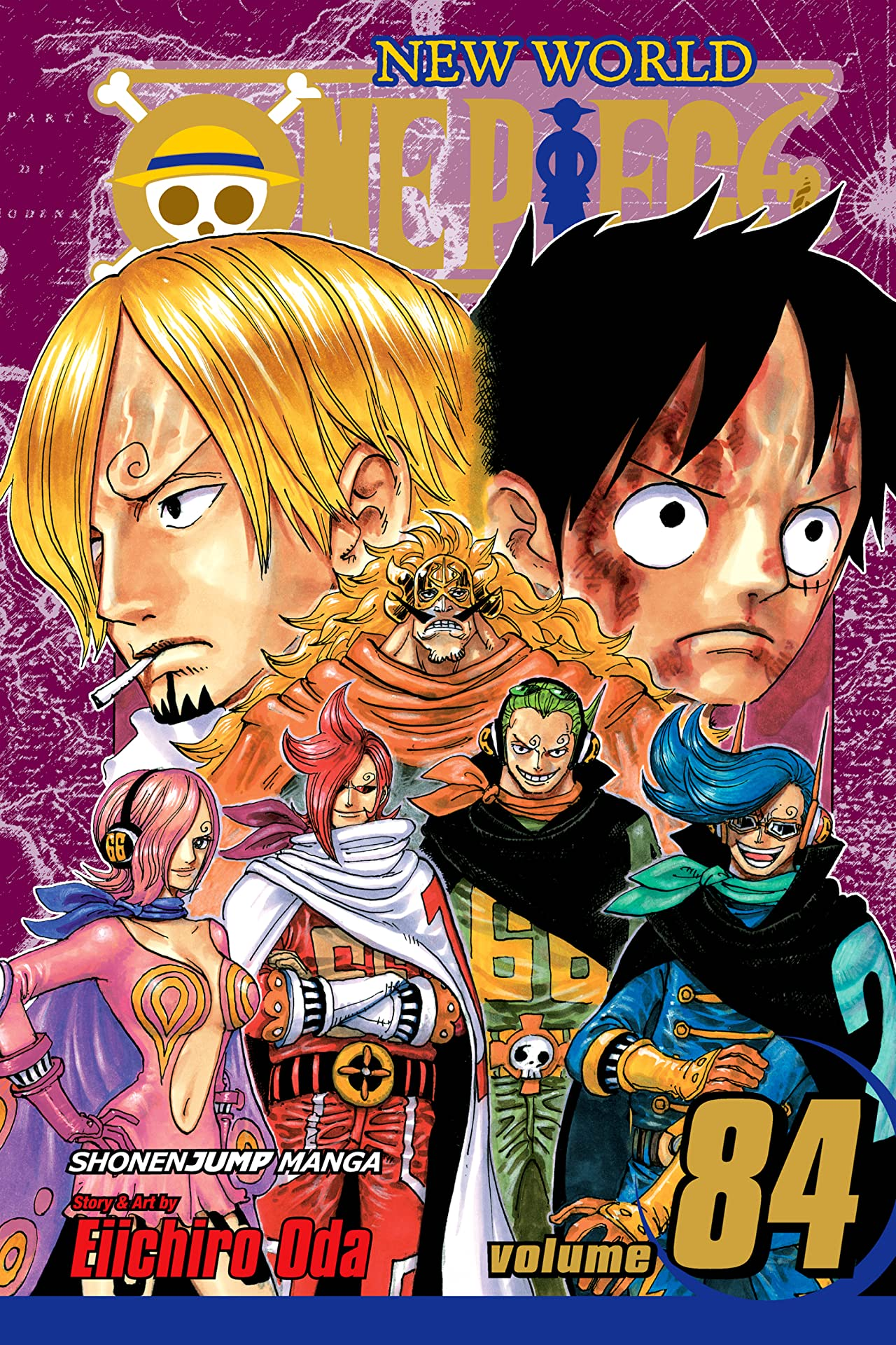 One Piece Vol. 84