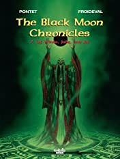The Black Moon Chronicles Tome 7: Of Winds Jade and Jet