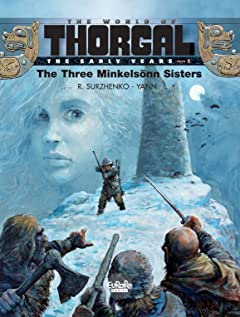 The Young Thorgal Tome 1: The Three Minkelsön Sisters