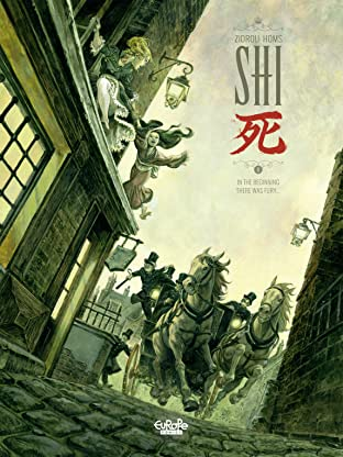 Shi Tome 1: In the Beginning There Was Fury