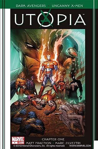 Dark Avengers/Uncanny X-Men: Utopia #1