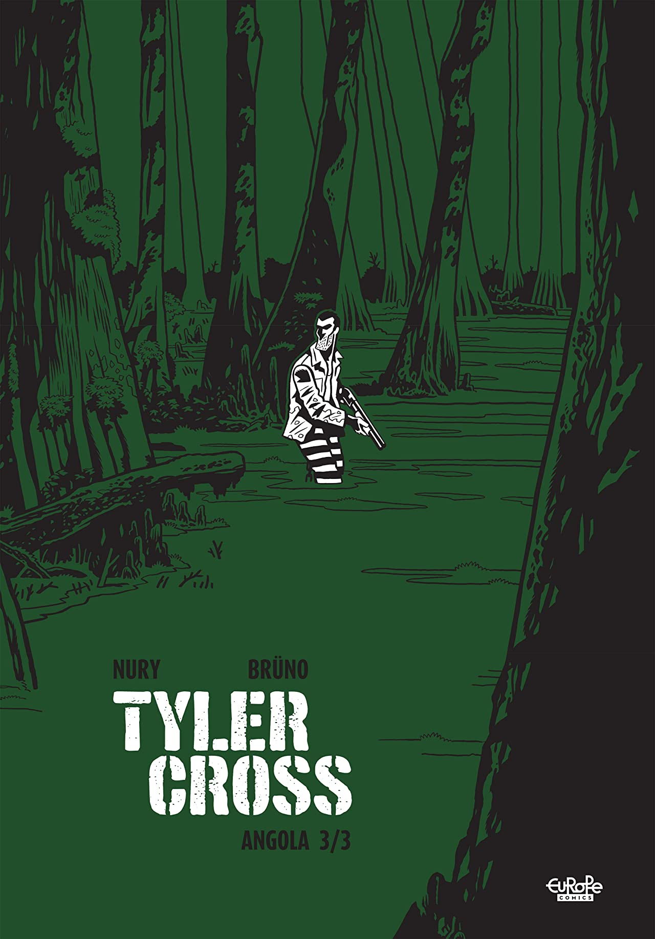 Tyler Cross - Volume 2 #3: Angola