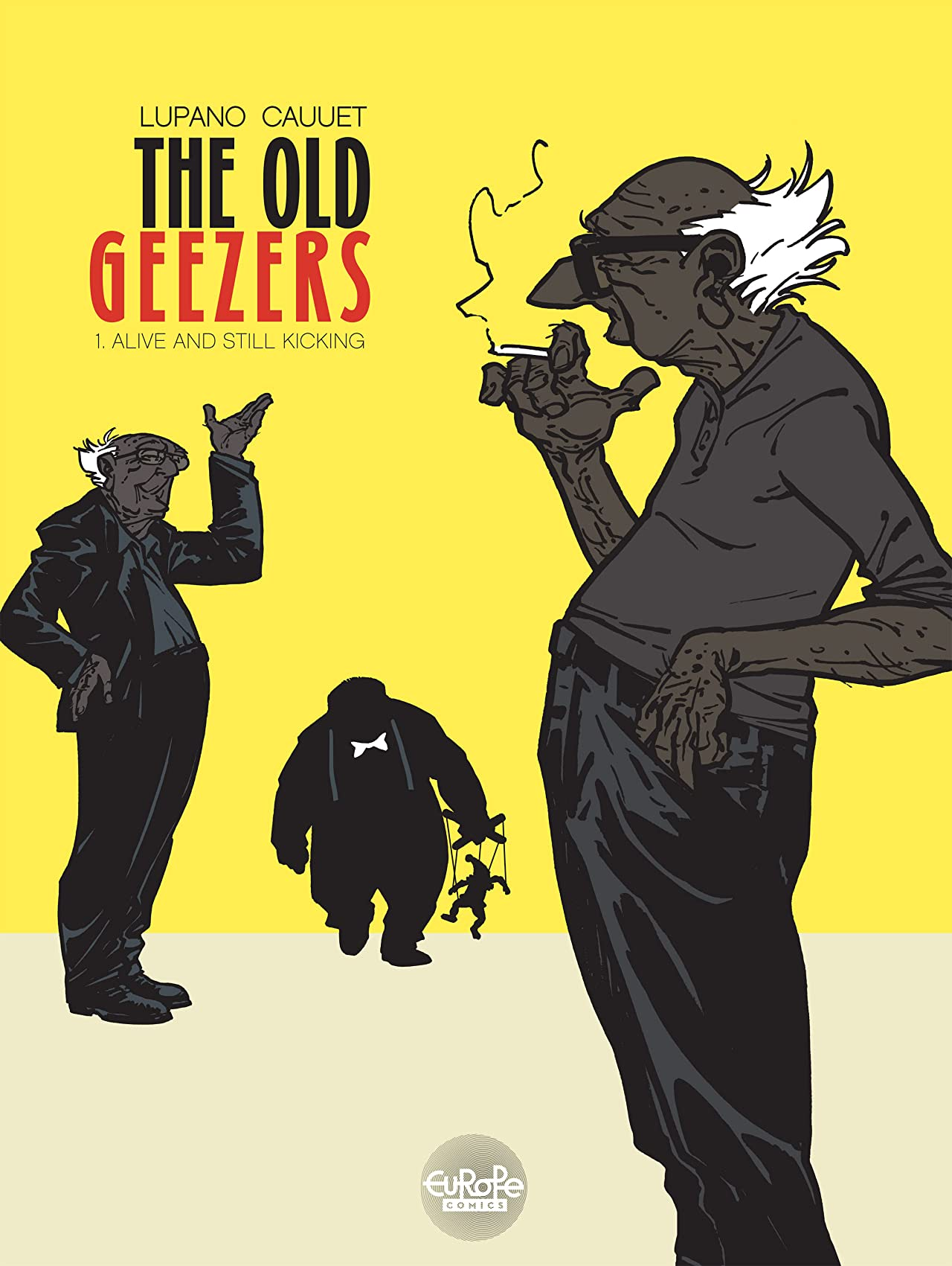 The Old Geezers Vol. 1: Alive and still kicking
