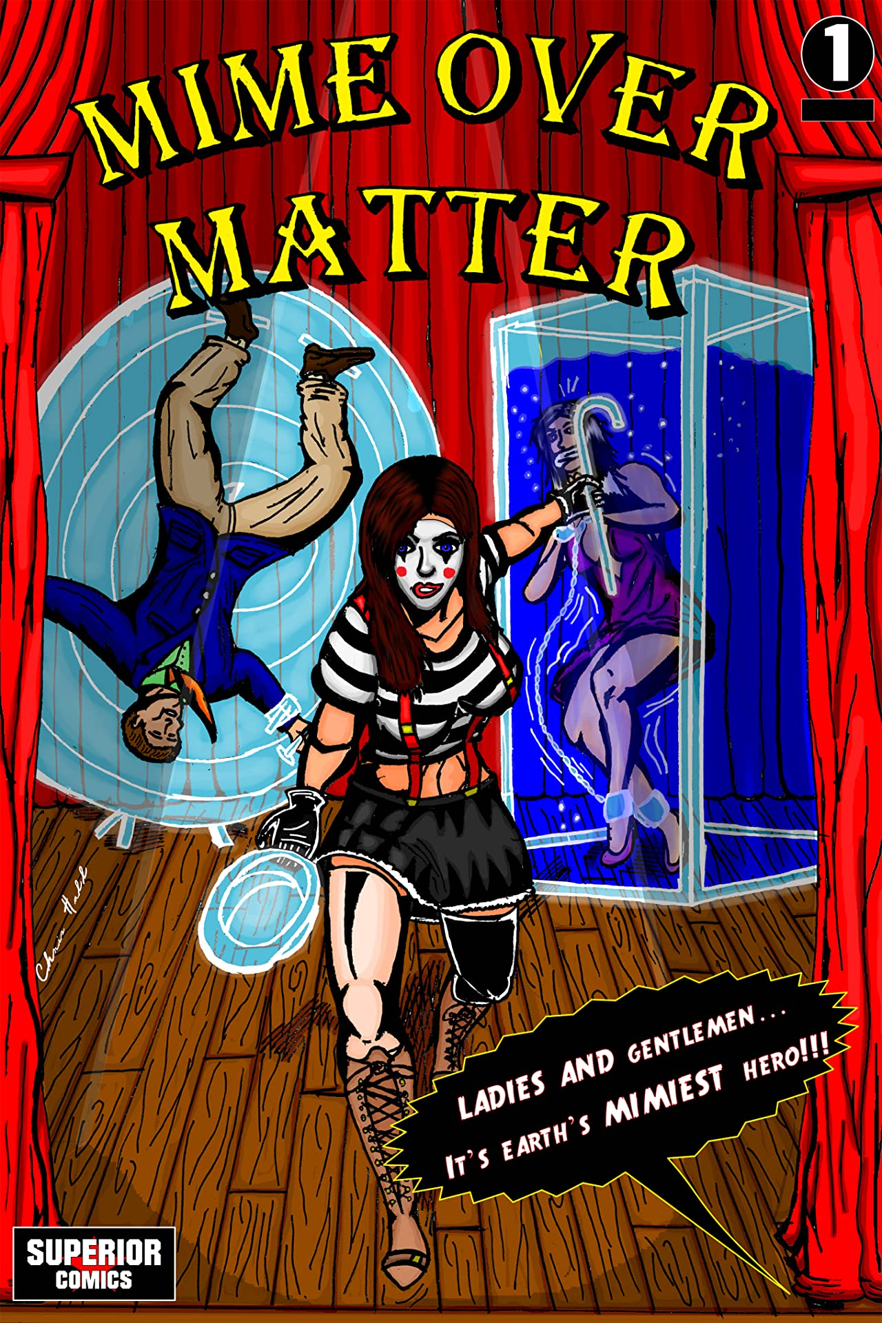 Mime Over Matter #1