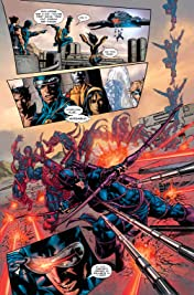Dark Avengers/Uncanny X-Men: Exodus