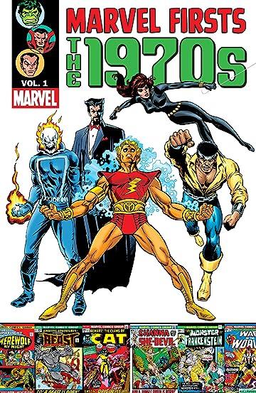 Image result for 1970's marvel