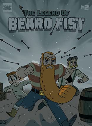 The Legend of Beard Fist #2