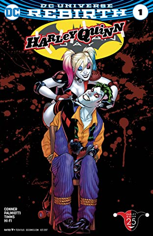 Harley Quinn Batman Day Special Edition (2017) #1