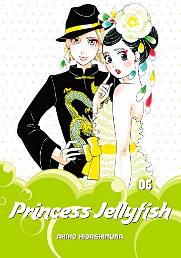 Princess Jellyfish Vol. 6