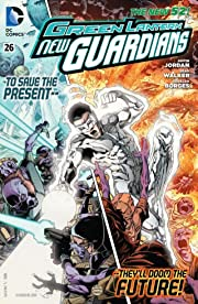 Green Lantern: New Guardians (2011-2015) #26