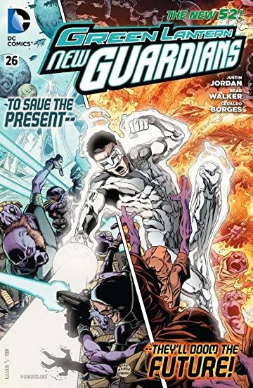 Green Lantern: New Guardians (2011-2015) #26