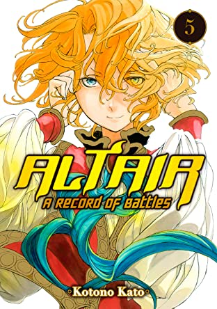 Altair: A Record of Battles Vol. 5