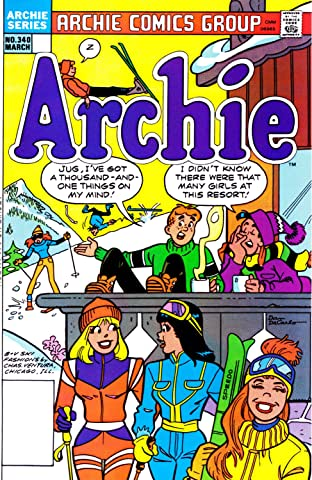 Archie #340