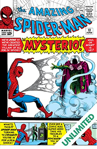 Amazing Spider-Man (1963-1998) #13