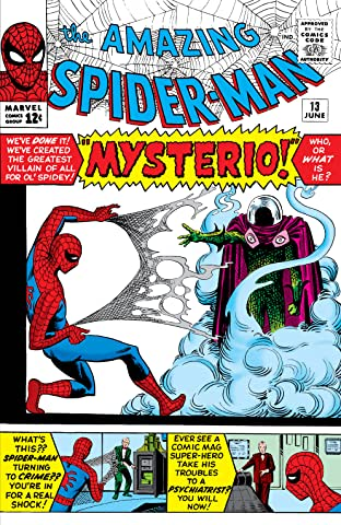 Amazing Spider-Man (1963-1998) No.13